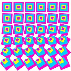 Impatient designed by Al Boardman. Optical Illusion Gif, Optical Illusions, Trippy Gif, Gifs, Abstract Photography, Op Art, Psychedelic, Graffiti, Kaleidoscopes