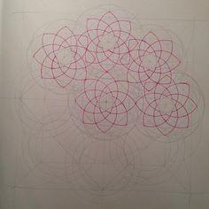 Geometric Art, Geometric Designs, Geometric Patterns, Islamic Patterns, Islamic Designs, Mosaic Tiles, Mosaics, Beautiful Lines, Star Shape