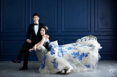 I just received BeneLuce's New Sample korea pre-wedding photos