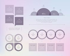 Diagram Design, Ppt Design, Graphic Design, Design Ideas, Presentation Layout, Presentation Templates, Bubble Chart, Information Design, Web Layout
