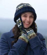 Learn to Fair Isle Maeve Hat and Mittens Pattern