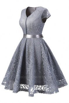 Elegant Burgundy,Dark Navy,Black,Gray lace dresses from Babyonlinewholesale are suitable to women at all ages. Shop for Women's Vintage Short Sleeve A-Line Cocktail Party Swing Dress with Floral Lace now and get an instant discount. Cute Prom Dresses, Elegant Dresses, Pretty Dresses, Homecoming Dresses, Beautiful Dresses, Cocktail Vestidos, Lace Burgundy Dress, Dress Outfits, Fashion Outfits