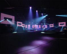 I Love Techno | ACT lighting design