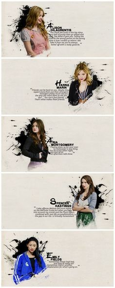 Pretty Little Liars Character Are You? Which PLL are you? I'm mostly AriaWhich PLL are you? I'm mostly Aria Frases Pretty Little Liars, Preety Little Liars, Pretty Little Liars Spencer, Pll Quotes, Pll Memes, Best Tv Shows, Best Shows Ever, Favorite Tv Shows, Spencer Hastings