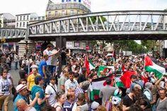 CARLOS  -  Professor  de  Geografia: Manifestação de apoio à Palestina acaba em confron...