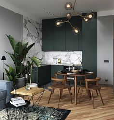 35 Beautiful And Affordable Dining Room Decoration Ideas For the Year 30 - Expolore the best and the special ideas about Dining room design Modern Interior Design, Interior Design Inspiration, Interior Design Living Room, Living Room Decor, Luxury Interior, Modern Interiors, Interior Ideas, Design Interiors, Design Bedroom
