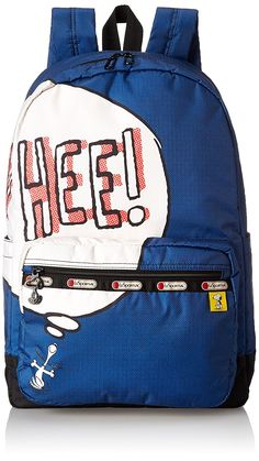 LeSportsac Classic Essential Backpack -- Startling review available here  : Backpacking bags