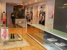 Pormenor interior da loja | D'Maglia
