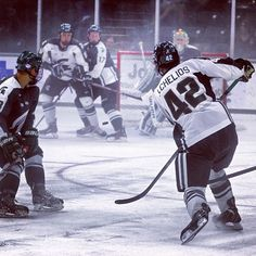 Have you seen our photos from a foggy #Spartans Green and White Game yet? See more on MiHockeyNow.com. #CollegeHockey #MichiganState #Hockey #Padgram