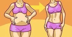 Usa bicarbonato para bajar de peso, elimina la grasa de todo tu cuerpo