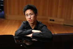 David Soo: Winner of the 2015  Sydney Eisteddfod Allison/Henderson Piano Scholarship