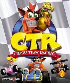 Crash Team Racing (way better than Mario Kart)