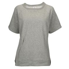 Under Armour Shortsleeve Terry Crew - Women's
