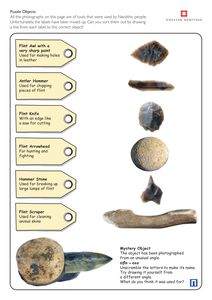 Lessons 12 and stone age tools. Stone Age Ks2, Stone Age Tools, Prehistoric Period, Prehistoric Man, Primary History, Uk History, Ancient History, Lab, Early Humans
