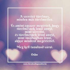 buff.ly/1U3EIO1  #szeretet #love #patient #türelem #quote #idézet