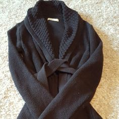Cardigan front tie Warm cardigan front tie Old Navy Sweaters Cardigans