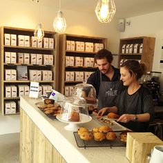 Marlette, le coffee-shop très french touch