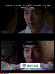 Kdrama episode endings. Every. Freaking. Time. >_>.