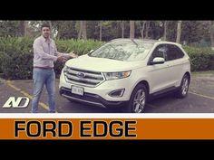 Ford Edge - Comodidad por encima de todo