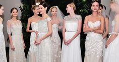 Bridal Fashion Trends 2015 #weddingdress