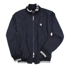 d4e28f99 Boast USA Classic Warm-Up Jacket BOASTusa.com #Mens #Navy #Blue #Warm #Up  #Jacket #Style #White #Tipping #Boast #USA #Spring #Summer