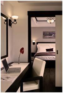 Hotel Epoque in Bucharest Bucharest, Oversized Mirror, Contemporary, Interior Design, Architecture, Bed, Inspiration, Furniture, Home Decor