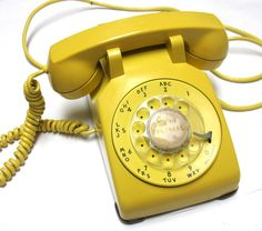 What a telephone looked like.