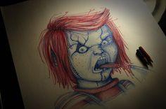 Mes del Horror // Kanniz Lab on Behance