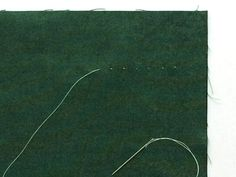 How to Handsew: The Prick Stitch