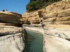Great Holidays .. Corfu Sidari .. Canal d'Amor