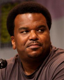 Craig Robinson (actor) - Wikipedia, the free encyclopedia