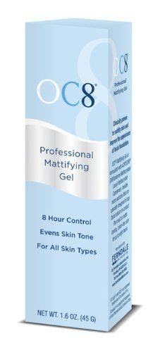 OC8 Professional Mattifying Gel 1.6 OZ - Buy Packs and SAVE (Pack of 2) ** This is an Amazon Affiliate link. Check this awesome product by going to the link at the image.