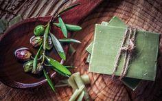 Naturseifen selber machen: Pflegende Seife mit Olivenöl