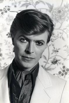 David Bowie. Berlin, February 1978. Photo by C.Simonpietri.