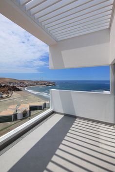Modern Waterfront Home Designs: Architectural Star in Peru  by Vertice Arquitectos