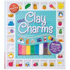 Klutz Make Clay Charms Craft Set   Australian Geographic Shop Online