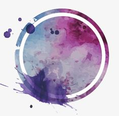 Round watercolor ink Vector and PNG Icon Design, Game Design, Framed Wallpaper, Wallpaper Backgrounds, Watercolor Background, Watercolor And Ink, Background Design Vector, Instagram Highlight Icons, Graphic