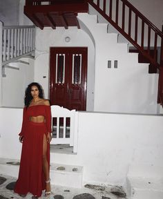Gitana chiffon two piece || alyannaclothing.com