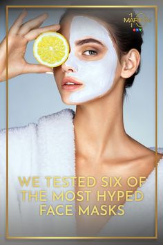 We put some of the most insta-worthy face masks to the test to find out if they're actually work the hype. Best Face Mask, New Face, Face Masks, Aloe Vera For Face, Aloe Vera Face Mask, Coffee Mask, Gel Mask, Uneven Skin, Glycolic Acid