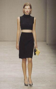 Prada Spring 2001