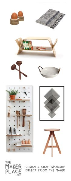 Love Scandinavian style interior design and discovering hard-to-find pieces from independent designer-makers? Now you can  discover and shop directly for both! TheMakerPlace.co.uk showcases unique, artisan made homeware from only the very best UK-based designer-makers. Our Scandinavian Edit is a collection of our favourite finds to bring a cool Nordic vibe to your home. Shop now at http://www.themakerplace.co.uk/home/scandinavian-edit/