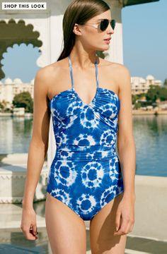 537e217db2828 Women's Swimwear: Bikinis, Tunics, Dresses & More | J. Crew. One Piece  SwimwearResort WearWomen SwimsuitsFashion ...