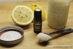 Essential Coconut Sugar Scrub