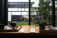 The Zen Kashoin tea room in Kyoto.