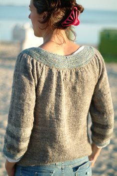 Currently making this sweater.  This picture does not do it justice.  Love this!