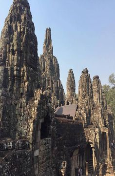 The Angkor Temples can be found throughout Cambodia, however the main hub are located just outside of Siem Reap. How to get to Angkor Wat Vietnam Travel, Asia Travel, Angkor Wat Cambodia, Siem Reap, Travel Around, Temples, Monument Valley, Relax, Pictures