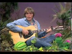 The Muppet Show - John Denver John Denver, Those Were The Days, The Old Days, The Muppet Movie, New Lyrics, Music Documentaries, The Big Hit, Make Pictures, Teenage Years