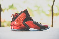 buy popular b9cd9 ae7dd Nike Lil Penny Posite (University Red) - Sneaker Freaker