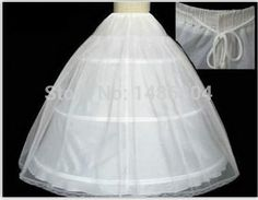 In Stock 2016 Hot Sale 3 Hoop Ball Gown Full Crinoline Bone Petticoat For Wedding Dress Wedding Accessories Jupon♦️ B E S T Online Marketplace - SaleVenue ♦️👉🏿 http://www.salevenue.co.uk/products/in-stock-2016-hot-sale-3-hoop-ball-gown-full-crinoline-bone-petticoat-for-wedding-dress-wedding-accessories-jupon/ US $9.50