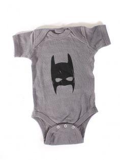 batman onesie, my future baby will have this!